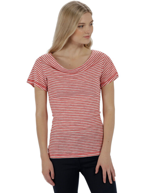 Regatta Francheska T-Shirt Women Lollipop Stripe